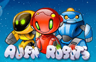 Игровой автомат Alien Robots