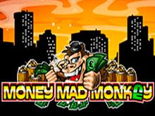 Помешанная На Деньгах Обезьянка во онлайн-казино